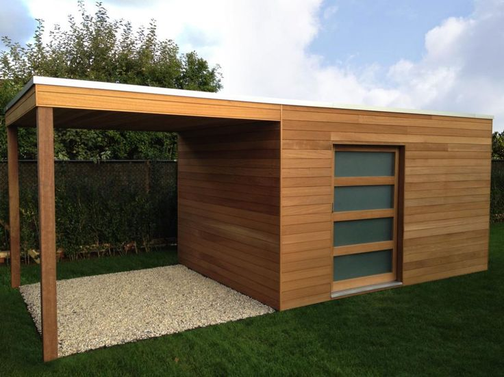 Awesome Abri De Jardin En Bois Finistere Images - House Design ...